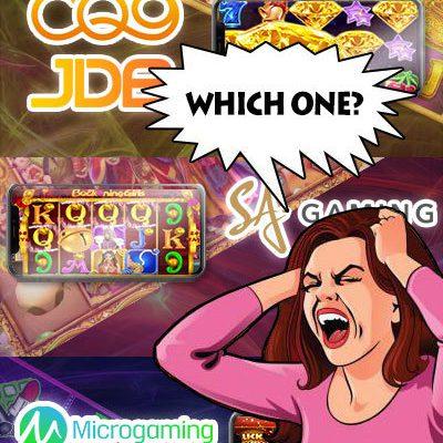 คุณเหมาะสมกับเกมสล็อตแมชชีนออนไลน์แบบไหน