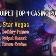 POIPET Top 4 Casino