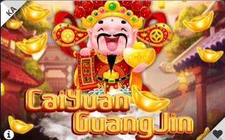 สล็อตค่ายKA Cai Yuan Guang Jin