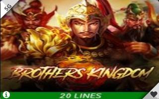 สล็อตค่ายSG-Brothers Kingdom