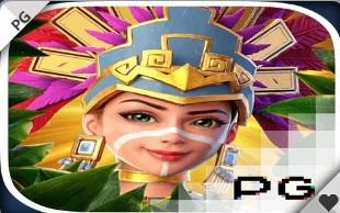 เกมสล็อตค่าย PG Treasures of Aztec